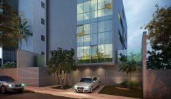 Construtora Cobrin lança 3 quartos no bairro Sion