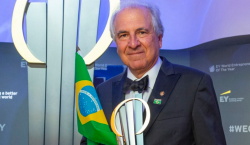Rubens Menin, fundador da MRV, é eleito Empreendedor Mundial do…