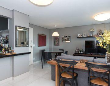 Oportunidade de morar em um 2 quartos no Sion, zona nobre da capital