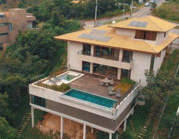 Casa à venda no Condomínio Mirante da Mata